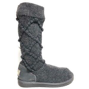 Ugg Argyle Knit Boots
